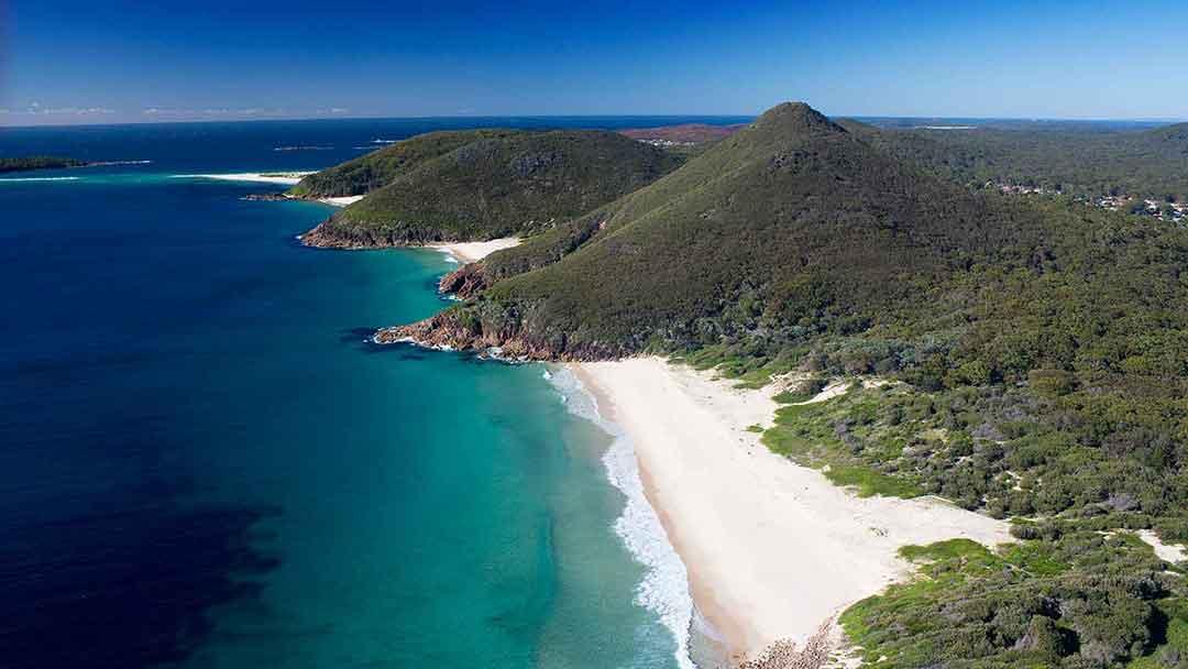 Things to do in Nelson Bay - Zenith Beach near Shoal Bay