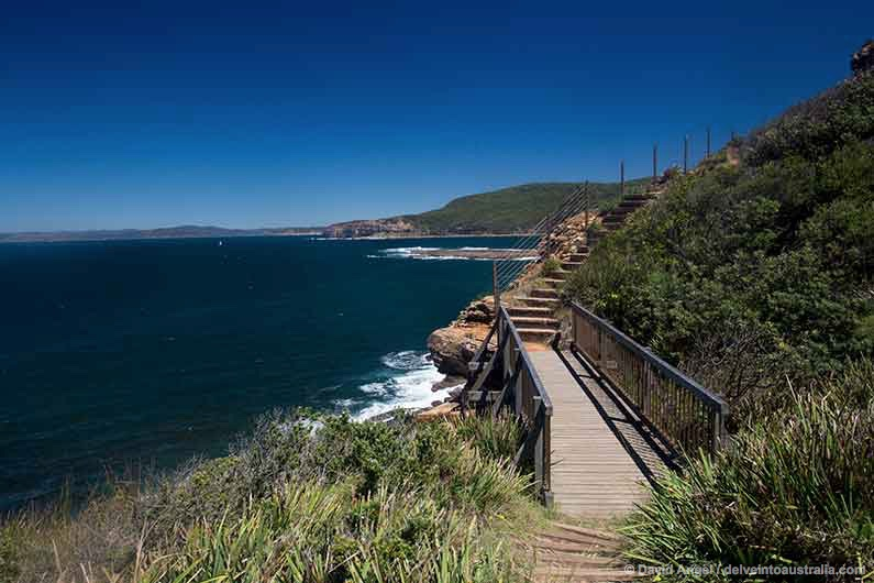 Image of Bouddi Coastal Walk near Caves Bay