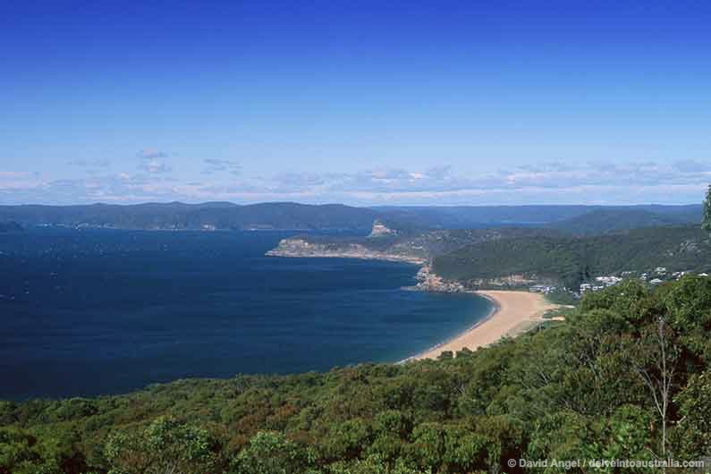 Image of Bouddi National Park from Marie Byles Lookout