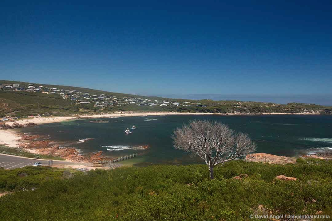 Image of Cowaramup Bay beach at Gracetown, Western Australia
