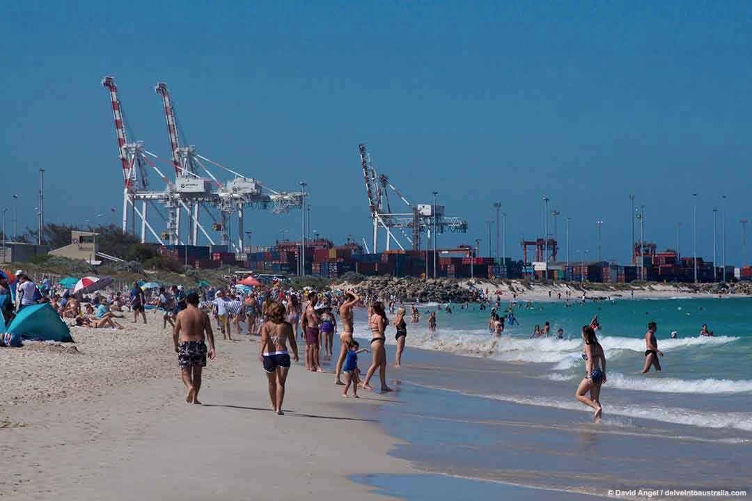 Image of Port Beach Fremantle