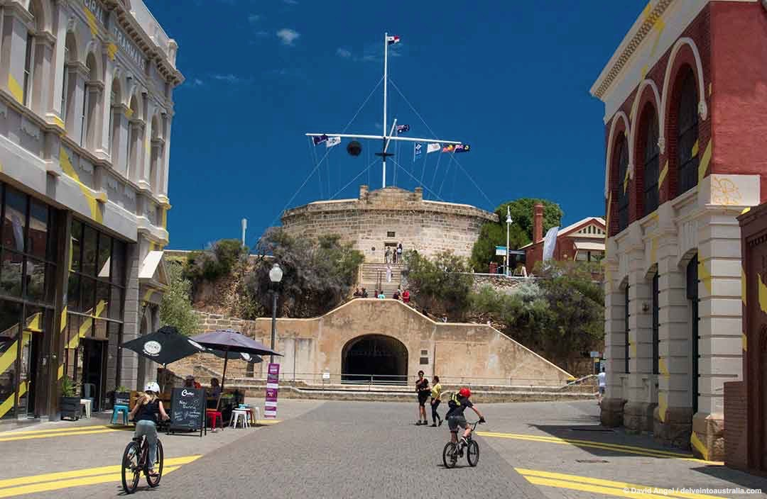 Image of Fremantle Round House