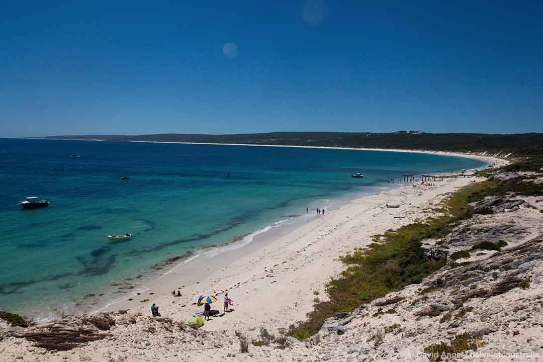 Image of Hamelin Bay Beach, Western Australia