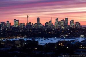 Image of Sydney CBD skyline