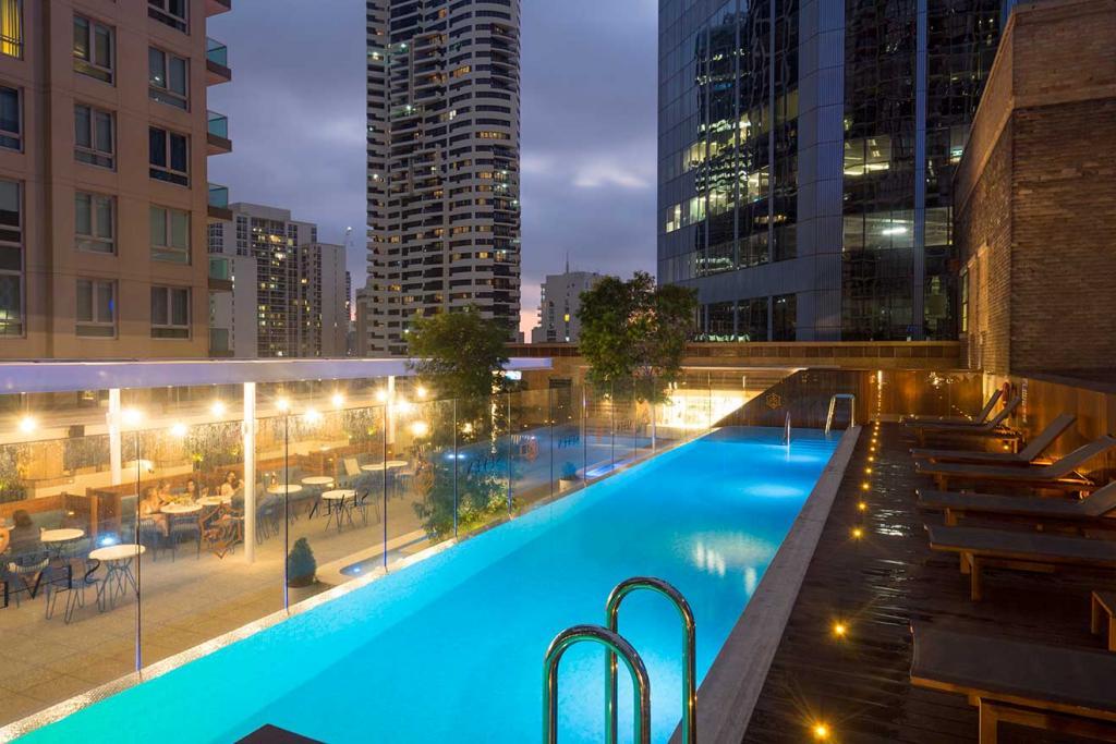 Primus Hotel Sydney Review