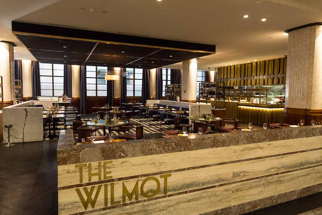 Image of The Wilmot Restaurant at the Primus Hotel Sydney
