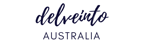 image of Delve into Australia travel guide logo
